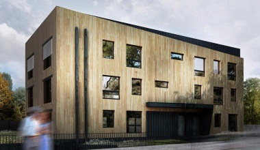 Working on a new project: Multi-family Passive House